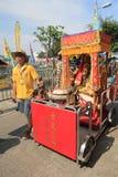 2015 Hong Kong Cheung Chau Bun-Festival Royalty-vrije Stock Fotografie