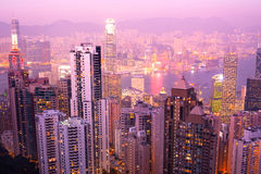 Hong Kong, China Royalty Free Stock Photo