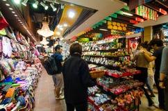 HONG KONG , CHINA - APRIL. 21 : THE PEAK HONG KONG market on Apr royalty free stock photography