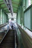 HONG KONG, CHINA/ASIA - 27. FEBRUAR: Städtische Szene in Hong- Kongchi lizenzfreie stockbilder