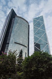 Hong Kong, China: Bank of China stock image