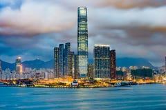 Hong Kong China Cityscape Stock Photos