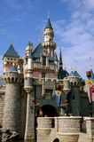 Hong Kong, China: Disneyland Castle Royalty Free Stock Image