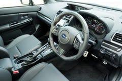 Subaru WRX 2017 Interior Stock Photos