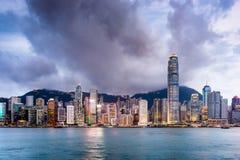 Hong Kong China Stock Image