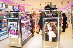Hong Kong, China: Supermercado Fotos de Stock Royalty Free