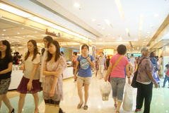 Hong Kong, China: Tuen Mun Times Square Foto de Stock