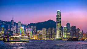 Hong Kong, Chine Photographie stock