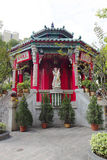 Hong Kong. In the Chinese temple . Stock Image