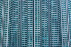 HONG KONG CHINY, Listopad, - 03 2017 Część kondygnacja przebywa zdjęcia stock