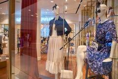 Kate Spade. HONG KONG - CIRCA SEPTEMBER, 2016: Kate Spade store in Hong Kong. Kate Spade New York is an American fashion design house Stock Photos