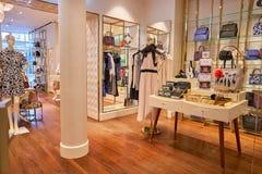 Kate Spade. HONG KONG - CIRCA SEPTEMBER, 2016: Kate Spade store in Hong Kong. Kate Spade New York is an American fashion design house Royalty Free Stock Image