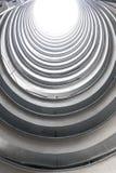 Hong Kong Circle Housing Estate immagini stock libere da diritti