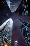 Hong Kong City Stock Image