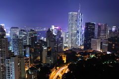 Hong kong city Royalty Free Stock Image