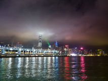 Hong Kong City Royalty Free Stock Photos