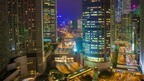 Hong Kong City stock video
