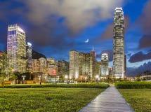 Hong Kong City 2014 Image libre de droits
