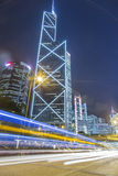 Hong Kong City Landscape Royalty Free Stock Photos