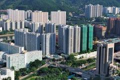 Hong Kong City Shatin royalty-vrije stock afbeelding