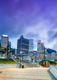 Hong Kong City 2014 Stock Photo