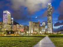 Hong Kong City 2014 Royalty Free Stock Image