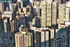 Hong Kong city view Stock Photo