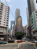 Hong Kong City views multi angles stock photo