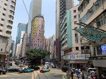 Hong Kong City views multi angles stock images