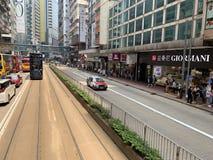Hong Kong City views multi angles stock image