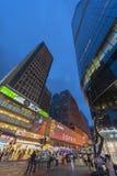 Hong Kong Cityscape Foto de archivo libre de regalías