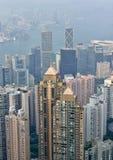 Hong Kong Cityscape photographie stock libre de droits