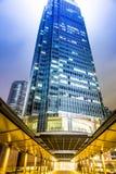 Hong Kong Cityscape Image stock