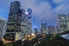 Hong Kong Cityscape Royalty Free Stock Image