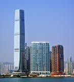 Hong Kong Cityscape Royalty Free Stock Photo