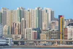 Hong Kong cityscape royalty free stock photography