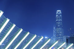 Hong Kong Cityscape Royalty Free Stock Image