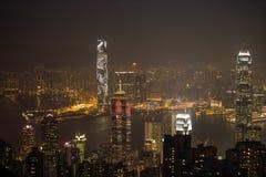Hong Kong cityscapes Stock Image