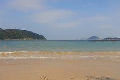 Hong Kong Clear Water Bay Fotografia de Stock