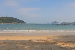 Hong Kong Clear Water Bay Imagem de Stock Royalty Free