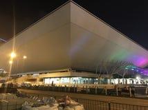 Hong Kong Coliseum, Hunghom, península de Kowloon Fotografia de Stock Royalty Free