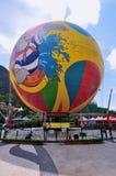 Hong Kong: Colourful Balloons at Ocean Park Stock Images
