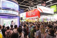 Hong Kong Computer & Communicatie Festival 2013 Royalty-vrije Stock Afbeeldingen