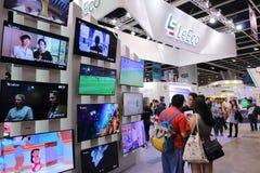 Hong Kong Computer & Communications Festival 2016 Stock Photos