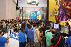 Hong Kong Computer y festival 2013 de las comunicaciones Imagen de archivo libre de regalías