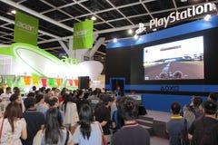 Hong Kong Computer y festival 2013 de las comunicaciones Fotografía de archivo libre de regalías