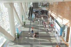 Hong Kong Convention & Exhibition Centre Royalty Free Stock Photos