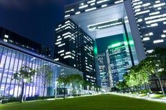 Hong Kong corporate building Stock Photography