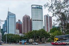 Hong Kong Corporate Buildings images stock