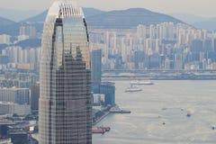 Hong Kong Corporate Buildings photos stock